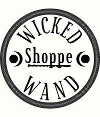 wicked wand shoppe logo